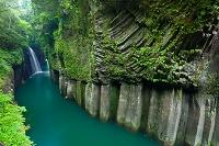 宮崎県 真名井の滝