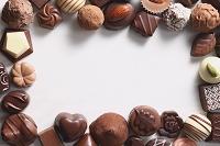 チョコレート ボンボンショコラのフレーム