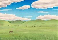 モンゴル・夏の日々