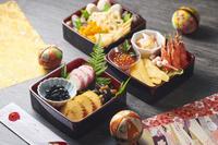 おせち料理 一の重・二の重・三の重 日本の食