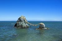 三重県 二見浦の夫婦岩
