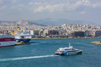 ギリシャ ピレウス港