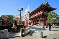 東京都 宝蔵門