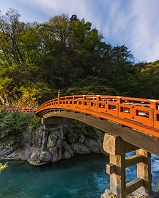 栃木県 神橋