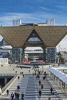 東京ビッグサイト 正面