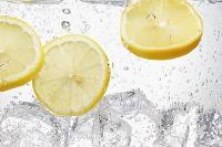 炭酸 レモン
