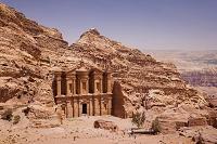 ヨルダン ペトラ ペトラ遺跡