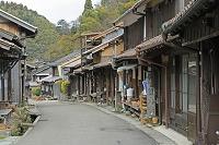 島根県 石見銀山の町並み地区