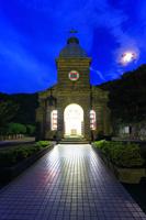 長崎県 新上五島町 頭ヶ島教会