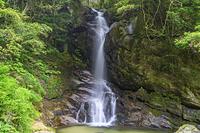 福岡県 花乱の滝