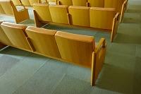 待合室の椅子