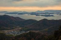 岡山 金甲山の展望台