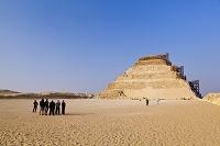 エジプト サッカーラ 階段ピラミッド