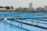東京都 荒川区 三河島水再生センター 北反応槽
