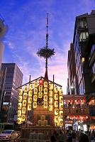 京都府 祇園祭の前祭