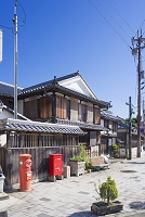 兵庫県 赤穂市 坂越の町並み 旧坂越浦会所(博物館)