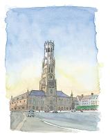 ブルージュ Bruges