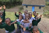 ルワンダ 子供たち