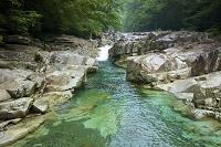 愛媛県 面河渓谷