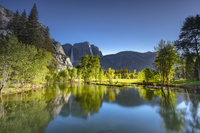 アメリカ合衆国 カリフォルニア ヨセミテ国立公園