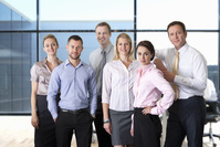 外国人ビジネスチーム