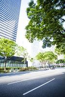 東京都 新宿のビジネス街