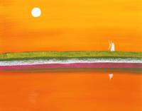 風車と太陽