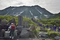 富山県 立山玉殿の名水 室堂