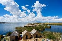 ペルー チチカカ湖