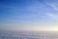 フィンランド バルト海 雪景色