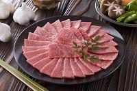 焼肉用精肉 霜降り牛カルビ