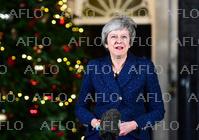 英与党、メイ首相の不信任投票を実施 メイ首相勝利で続投
