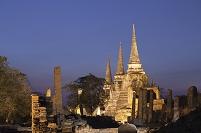 タイ ワットプラシーサンペット