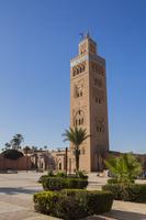 モロッコ マラケシュ クトゥビア