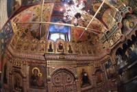 聖ワシリー聖堂  内部