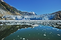 アメリカ合衆国 アラスカ州 ソーヤ氷河