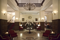 ベトナム ダラット ダラット・パレスホテルのロビー