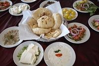 エジプト ギザ エジプト料理