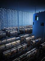 石川県 金沢海みらい図書館
