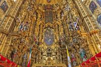 メキシコ メキシコ・シティ カテドラル/諸王の祭壇