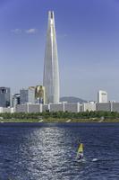韓国 ウィンドサーフィン