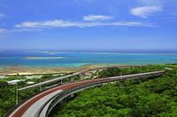 沖縄県 沖縄本島 ニライカナイ橋