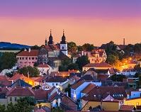 チェコ トシェビーチ ユダヤ人街とプロコビウス聖堂