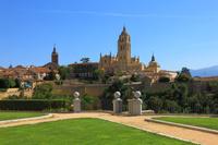 スペイン セゴビア 大聖堂