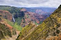 ハワイ カウアイ島 ワイメア渓谷州立公園