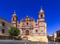 メキシコ サカテカス サント・ドミンゴ教会 外観