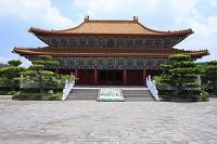 左営蓮池潭の高雄孔子廟 高雄市
