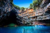 ギリシャ メリッサーニ洞窟