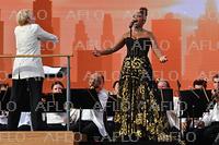 コロナ禍からの復活を祝うコンサート、米・NYで開催