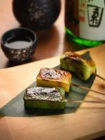 和食 京生麩の味噌田楽